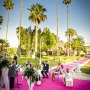 Paraje de boda